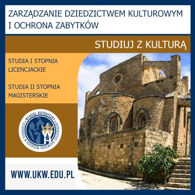 Zarządzanie dziedzictwem kulturowym i ochrona zabytków